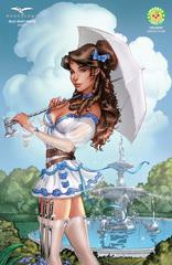 Belle Beast Hunter #2 Cover H Michael Dooney Savannah CC Exclusive LTD 350