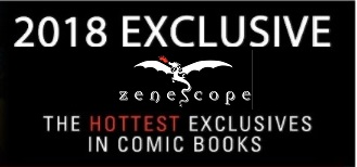 2018 Zenescope Exclusives