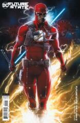 Future State The Flash #2 (Of 2) Cover B Kaare Andrews Variant