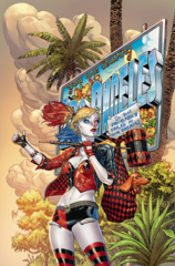 Harley Quinn Vol 3 #74 Cover A Guillem March