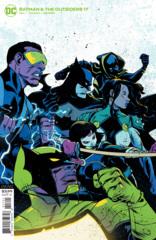Batman And The Outsiders Vol 3 #17 Cover B Sanford Greene Variant