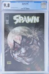 Spawn #245 CGC 9.8