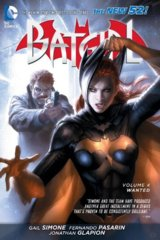 Batgirl Vol 4 Wanted HC