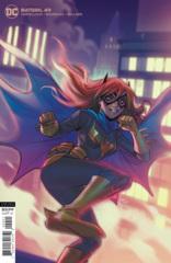 Batgirl Vol 5 #49 Cover B Mirka Andolfo Variant