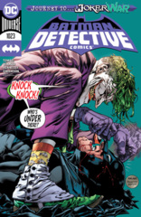 Detective Comcis Vol 1 #1023 Cover A Brad Walker