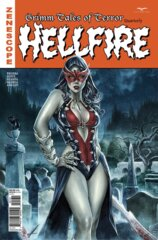 Grimm Tales of Terror Quarterly: Hellfire Cover C Mike Krome