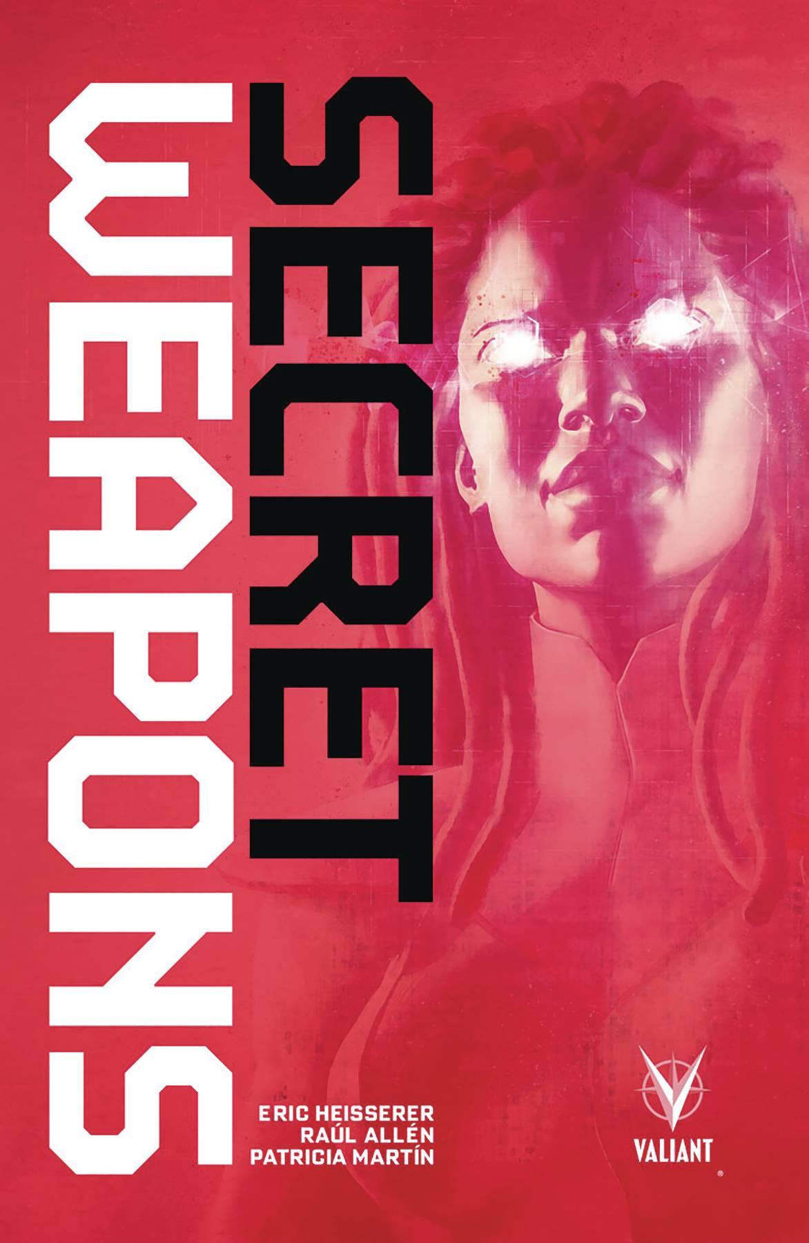 Secret Weapons Vol 1 TPB