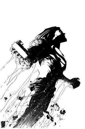 Dark Nights Death Metal #3 (Of 6) Cover E 1:100 Greg Capullo B/W Variant