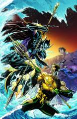 Aquaman Vol 3 Throne of Atlantis HC