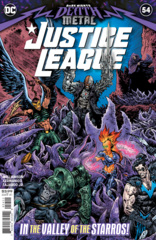 Justice League Vol 4 #54 Cover A Liam Sharp