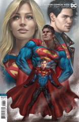 Action Comics Vol 1 #1026 Cover B Lucio Parrillo Variant