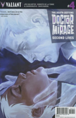 Dr Mirage Second Lives #4 (Of 4) Cover A Djurdjevic
