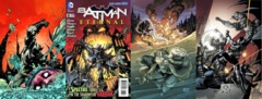 Batman Eternal Lot 5 6 7 8 (Month 2 Set)