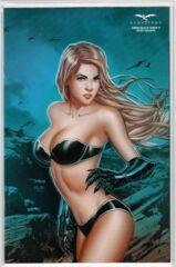 Grimm Tales Of Terror Vol 3 #12 Cover G Derlis Santacruz Secret Retailer Exclusive