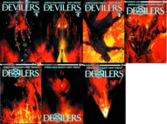 The Devilers Lot 1 2 3 4 5 6 7 Set