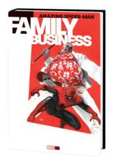 Amazing Spider-Man Family Business Original Graphic Novel HC
