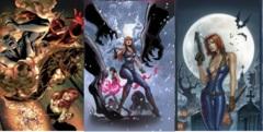 Grimm Fairy Tales #103 Lot Cover A B C Set