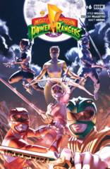 Mighty Morphin Power Rangers #6 Main Cover