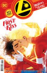 Legion Of Super-Heroes Vol 8 #10 Cover A Ryan Sook