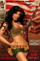 B.A.R. Maid #2 Cover D Franchesco! Retailer Exclusive