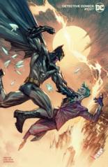 Detective Comics #1027 Cover K Marc Silvestri Batman Joker Variant