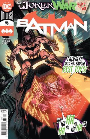 Batman Vol 3 #96 Cover A Guillem March