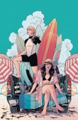 Betty & Veronica #1 Cover G Var Bilquis Evely