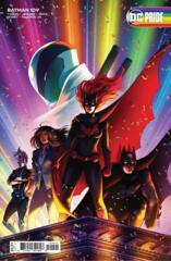 Batman Vol 3 #109 Cover C Jen Bartel Pride Month Variant