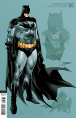 Batman Vol 3 #105 Cover C 1:25 Jorge Jimenez Batman Variant