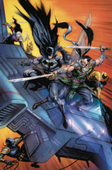 Batman And The Outsiders Vol 3 #13 Cover A
