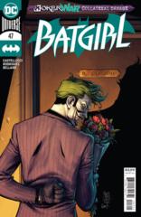 Batgirl Vol 5 #47 Cover A Giuseppe Camuncoli