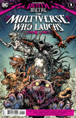 Dark Nights Death Metal Multiverse Who Laughs #1 Cover A Chris Burnham