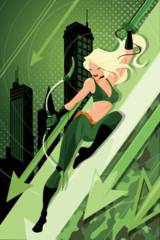GFT Robyn Hood I Love NY #1 (Of 12) D Cover Mahle