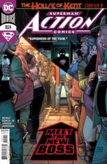 Action Comics Vol 1 #1024 Cover A John Romita Jr