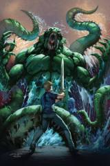 GFT Grimm Fairy Tales #124 B Cover Luis