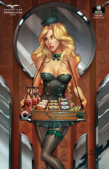 Robyn Hood Outlaw #5 Cover F Michael Dooney WW Chicago Exclusive LTD 250