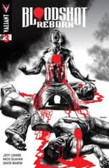 Bloodshot Reborn #3 Cover A Suayan