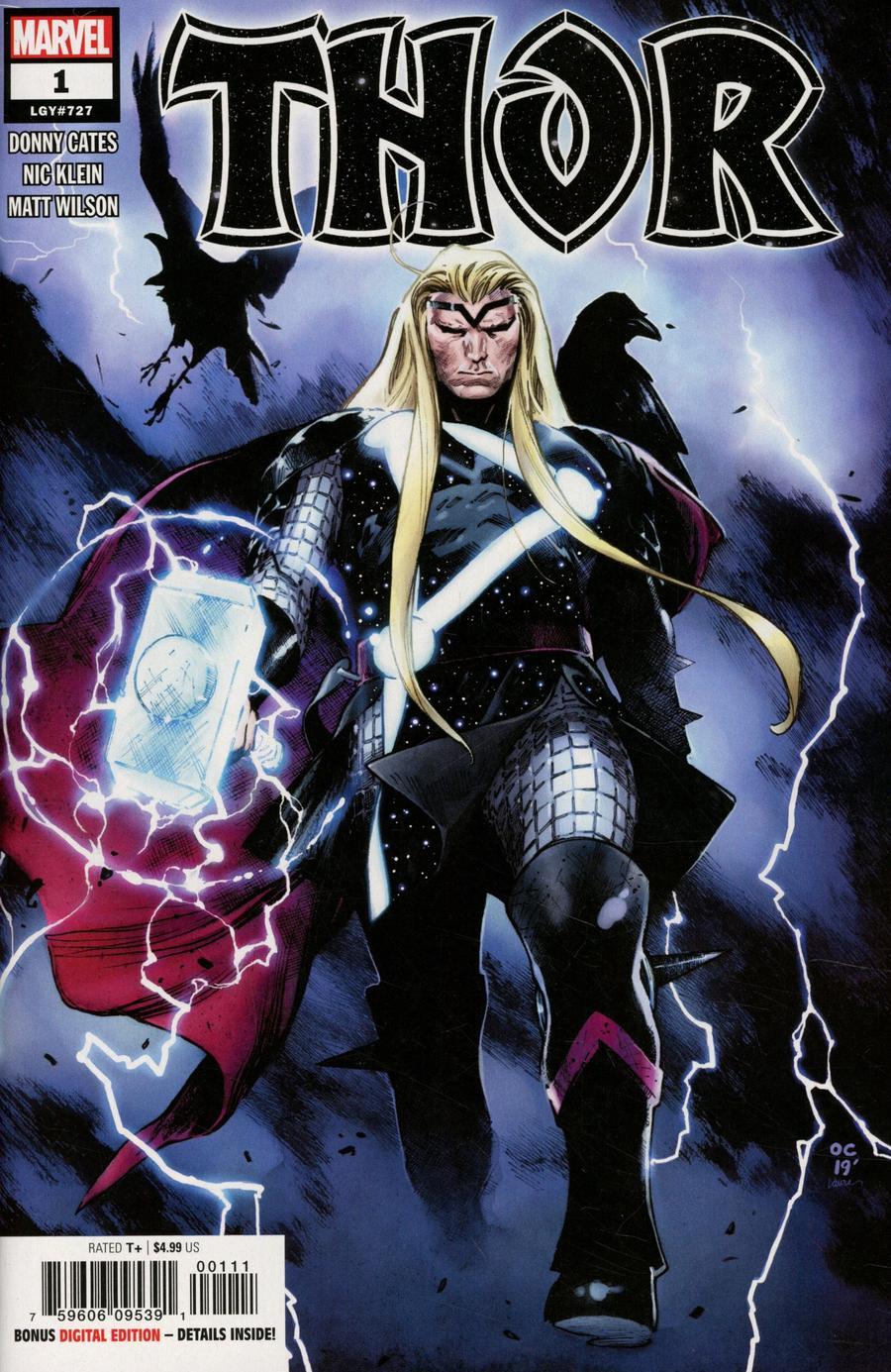 Thor Vol 6 #1 Cover A Olivier Coipel