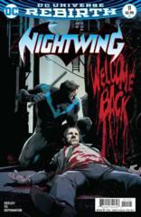 Nightwing #11 Variant (REBIRTH)