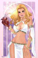 GFT Goddess Inc #5 (Of 5) Cover D Joe Pekar Retailer Incentive Variant