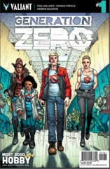 Generation Zero #1 Most Good Exclusive Andres Guinaldo Variant