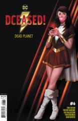 Dceased Dead Planet #6 (Of 7) Cover C Ben Oliver Movie Homage Variant