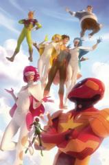 Legion Of Super-Heroes Vol 8 #6 Cover B Alex Garner Variant