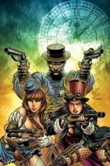GFT Steampunk #2 (Of 2) A Cover Rei