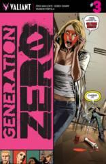 Generation Zero #3 Cover A Mooney