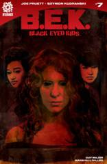 Black Eyed Kids #7 1:10 Gaydos Variant