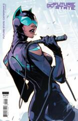 Future State Catwoman #2 (Of 2) Cover B Hicham Habchi Variant