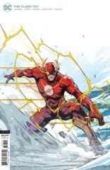 Flash #767 Vol 1 Cover B Hicham Habchi Variant (Endless Winter)