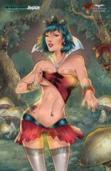 GFT Wonderland Asylum #1 Cover E RB White Exclusive LTD 500