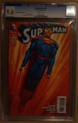 Superman #39 1:100 Romita Variant CGC 9.6